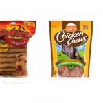 Recalls: Hartz Mountain Corporation Hartz Chicken Chews and Hartz Oinkies Pig Skin Twists