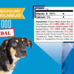 Can pet owners truly trust the dog food labels?